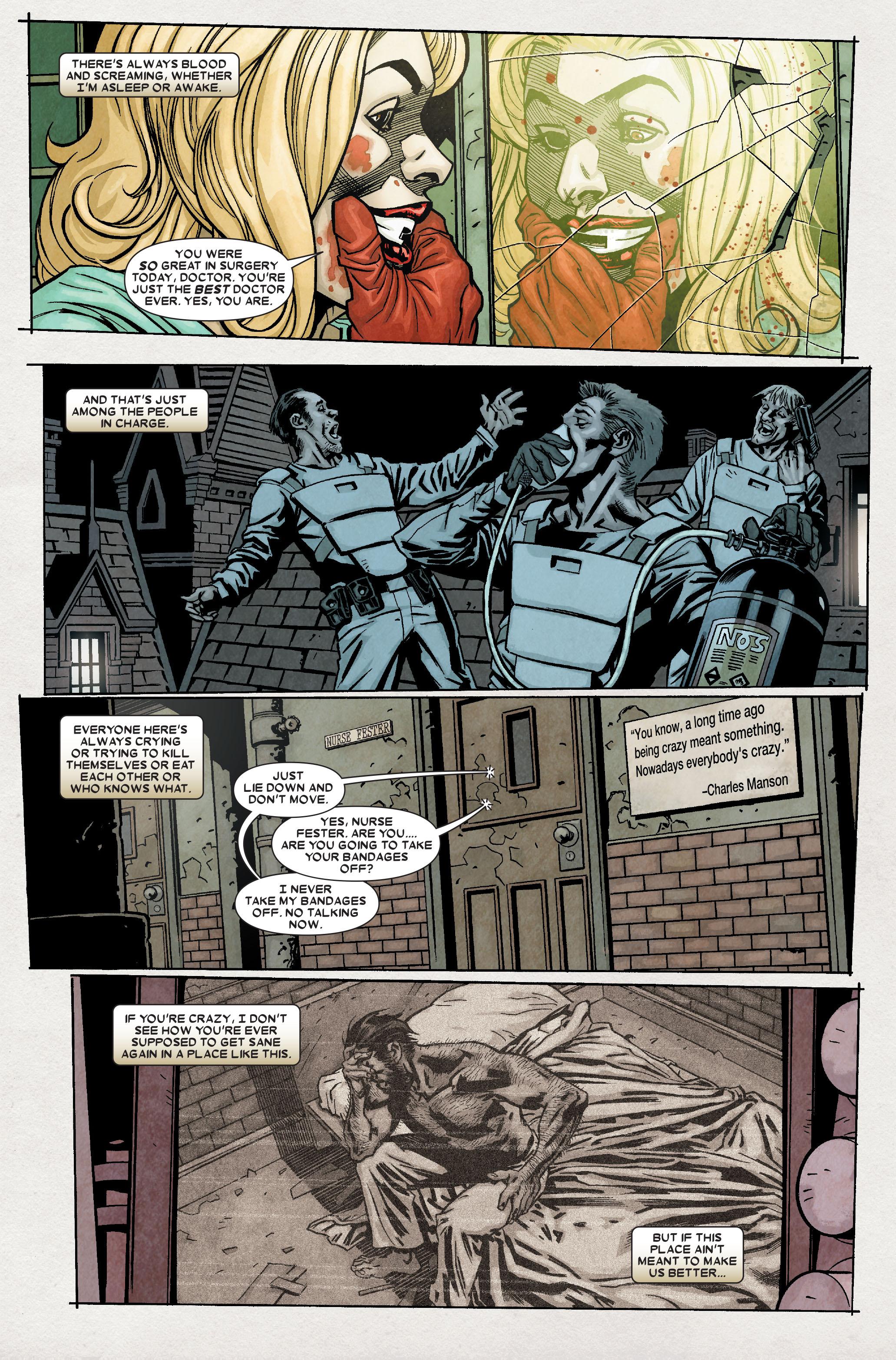 Wolverine: Weapon X #7 #10 - English 10