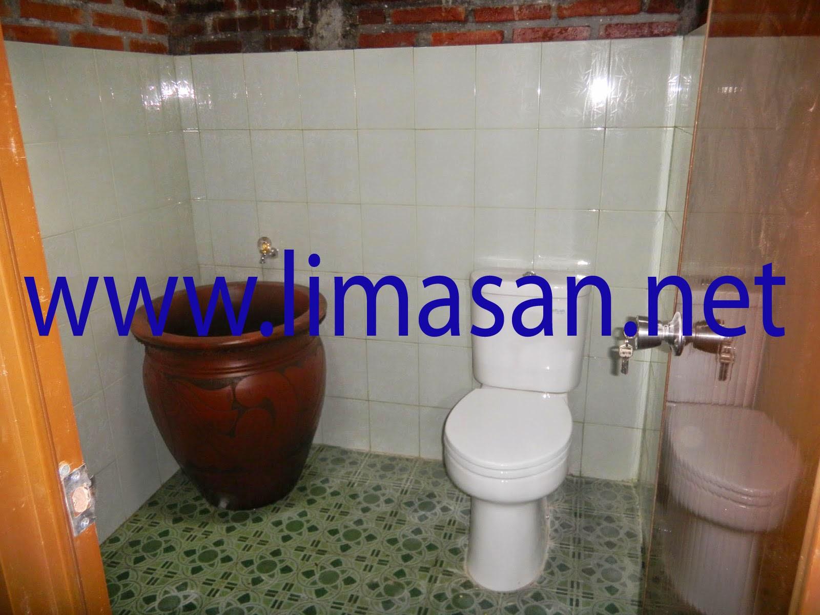 Rumah Limasan Di Sleman Yogyakarta k.mandi