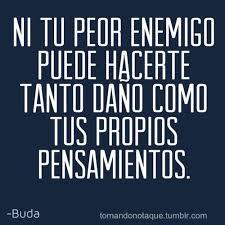 Según Buda...