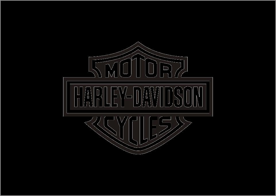 Download Logo Harley Davidson Vector