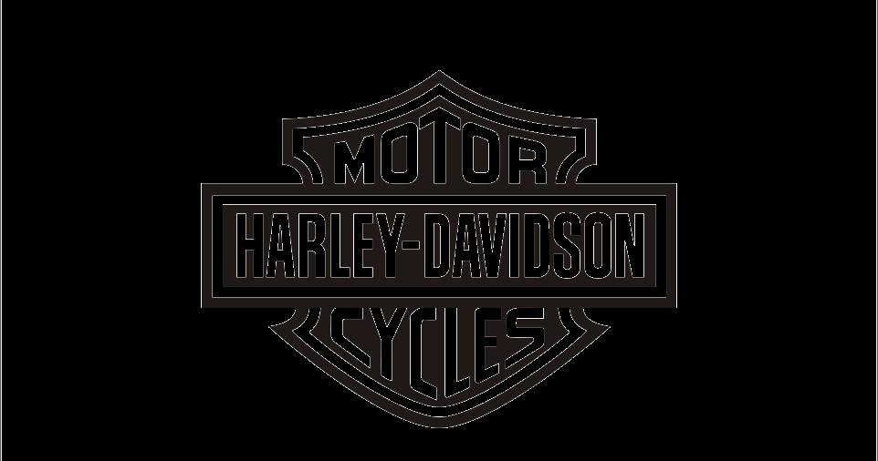Harley Davidson Logo Vector Motorcycle company Format Cdr Ai