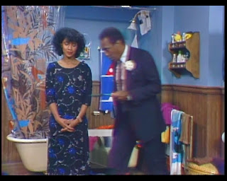 Huxtable Hotness The Cosby Show Season 1 Episode 2 Clair Cliff Phylicia Rashad Bill Cosby