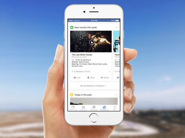 Nova aba notificações do Facebook poderia substituir seus lembretes do calendário