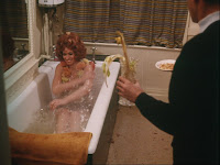 valerie leon in bath