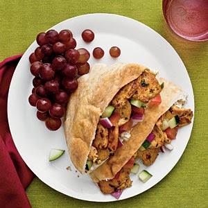 Spicy Chicken Shawarma Recipe