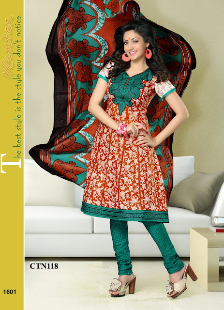 Latest Cotton Churidar Dress Material – Supplier