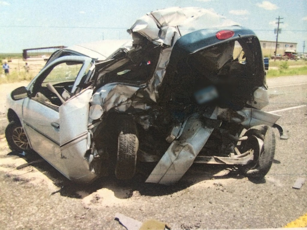 Maverick County Sheriff Three Car Motor Vehicle Accident
