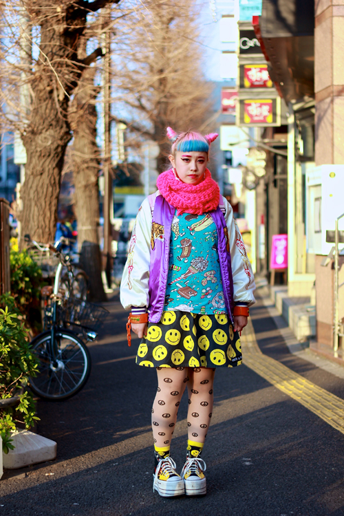 Lepetitrobert Harajuku Fashion Walk Japanese Street Style