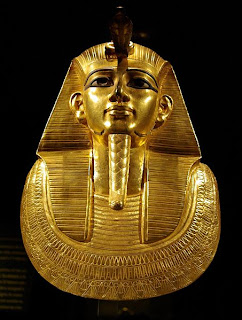 Funerary Mask of Psusennes I