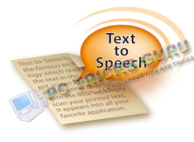 Convert Text To Speech In Any Application