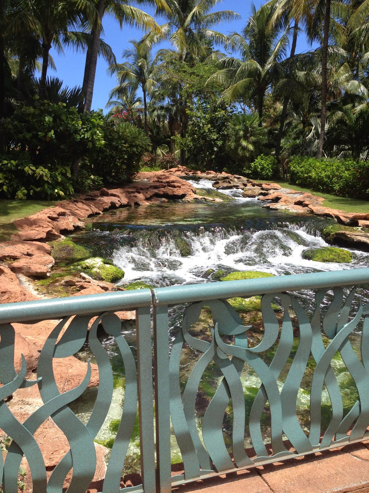 Atlantis Resort Waterfall