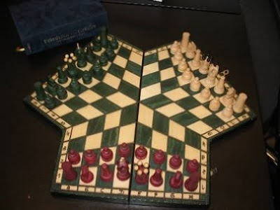 Reka Bentuk Chess Yang Menarik