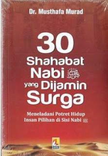 Toko Buku IQRA Surabaya | 30 Shahabat Nabi yang Dijamin Surga
