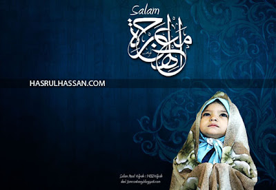 Hasrul Hassan, Segmen Maal Hijrah 1434H, Hijrah, 1434H