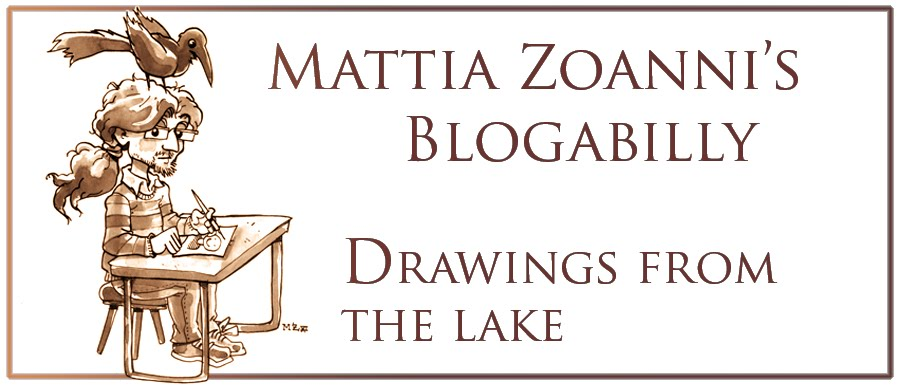 Mattia Zoanni's Blogabilly