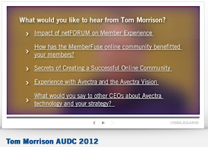 Tom Morrison on Effective Social Media