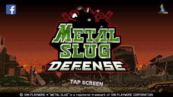 METAL SLUG DEFENSE v1.0.0 APK DOWNLOAD