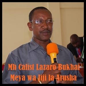 Mh Calist Lazaro Bukhai