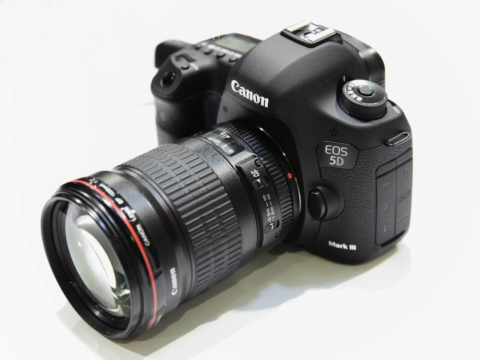 Amazing Photography 10 Kamera DSLR Termahal Sedunia