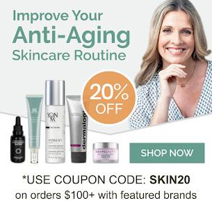 20% Off Anti-Aging Skincare