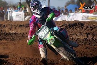 En Las Peñas todo fue Motocross. Nota con Lucas Naretto