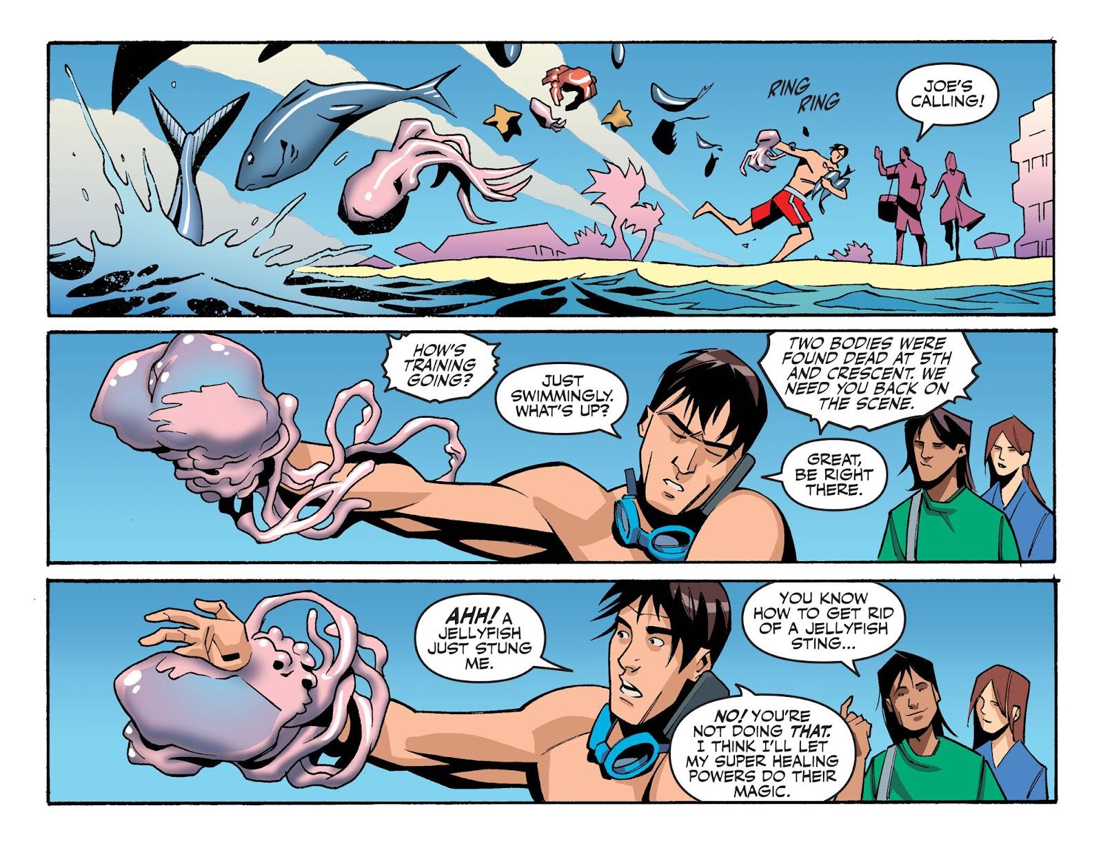 The Flash: Season Zero [I] Issue #11 #11 - English 14
