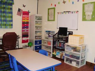 2011/2012 Pre-school Classroom - view 2