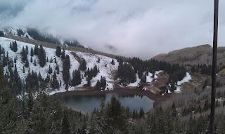 Lake Desolation Utah