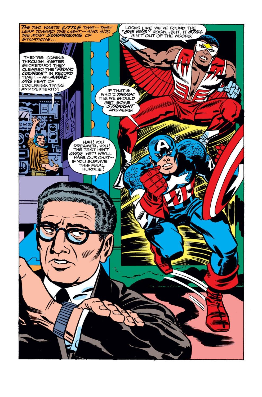 Captain America (1968) Issue #193 #107 - English 15