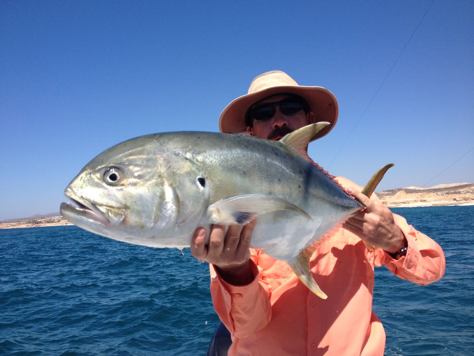 Cabo is on for Fishing lure selector