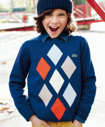Lacoste - Herbst-Winter 2012
