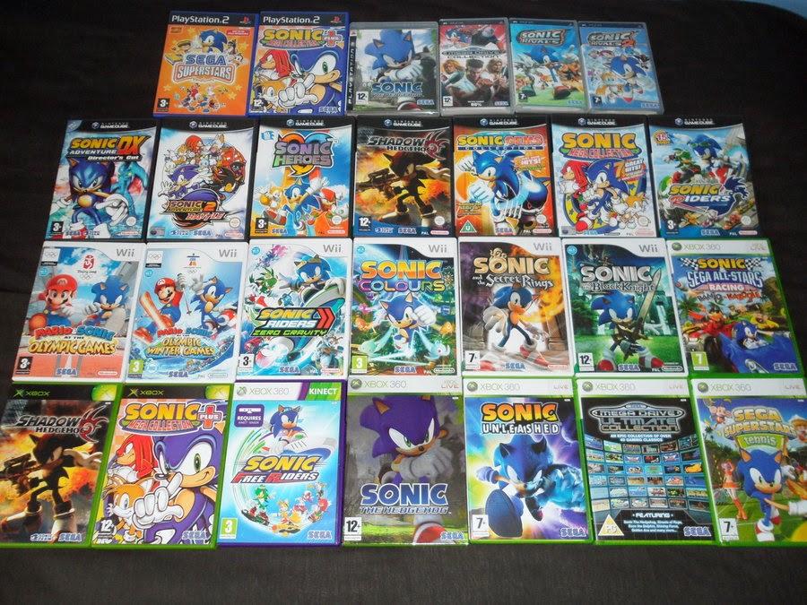 sonic games best flash games