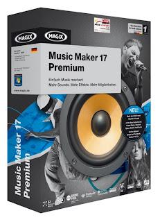 Baixar Magix Music Maker Premium V.17.0.0.16