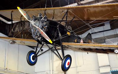 The Delta Heritage Museum, Hangar 1, 1928 Waco 125