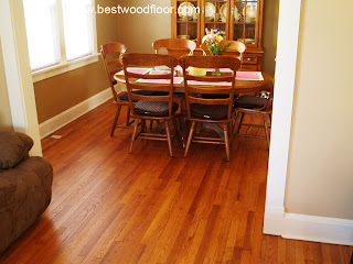 After - Hardwood Floor Repair - New Jersey NJ