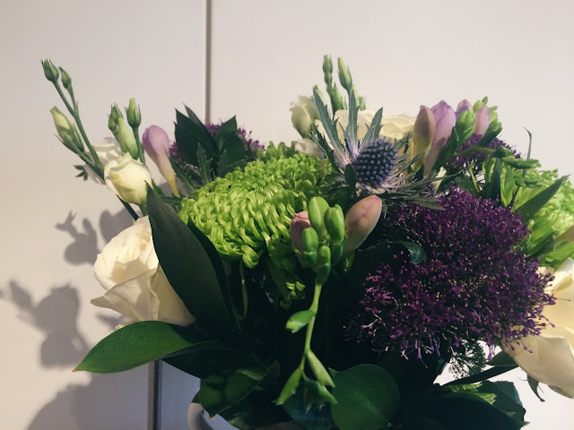 debenhams flowers by post blogger mail roses thistles review occasion flowers