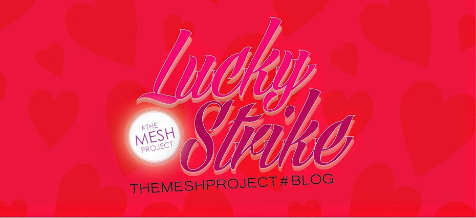 LUCKYSTRYKE - THEMESHPROJECT#BLOG