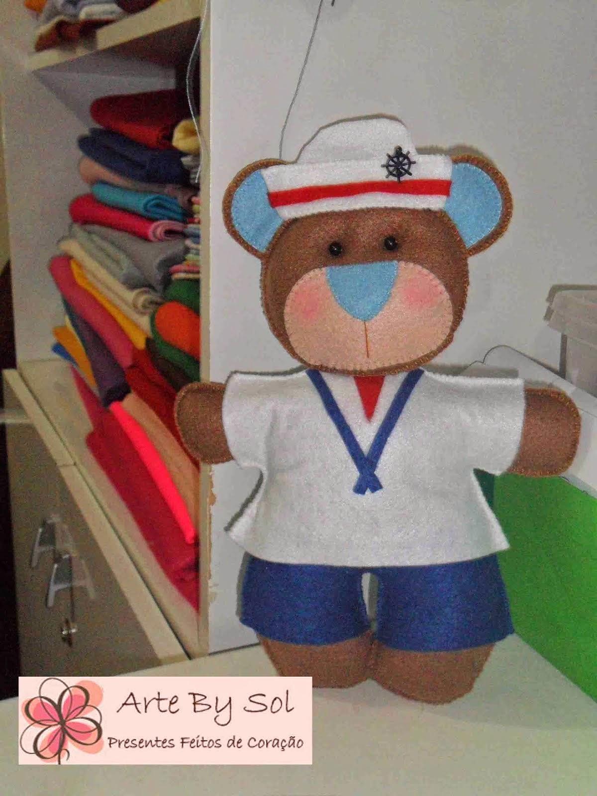 Ursinho Marinheiro