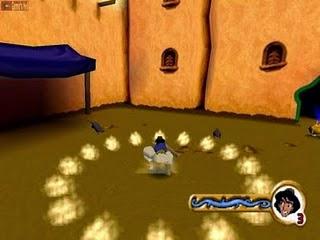 Aladdin In Nasira's Revenge | El-Mifka