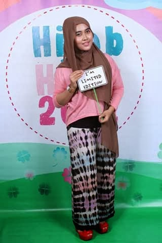 Riska Septiar - Indonesia Teen Hijabers