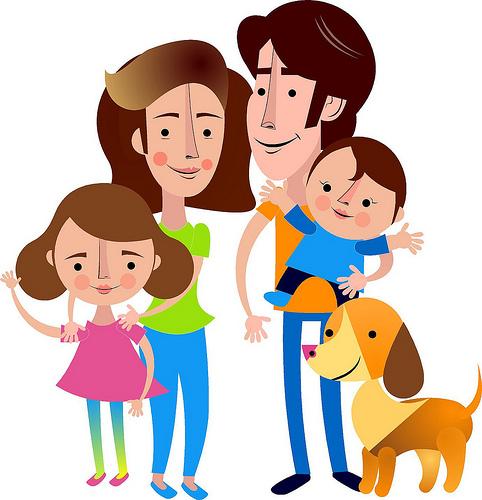 imajenes de la familia:
