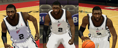 Download NBA 2K13 John Wall Cyber Face Patch