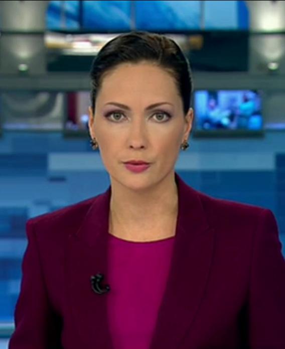 ведущие новостей первого канала женщины имена и фото