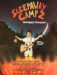 Watch Sleepaway Camp II: Unhappy Campers (1988) movie free online
