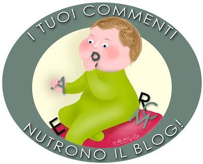 I tuoi commenti nutrono il blog! by Ester Listi