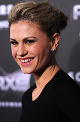 Anna Paquin Sterling Studs