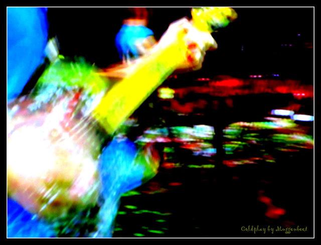 gitarist coldplay