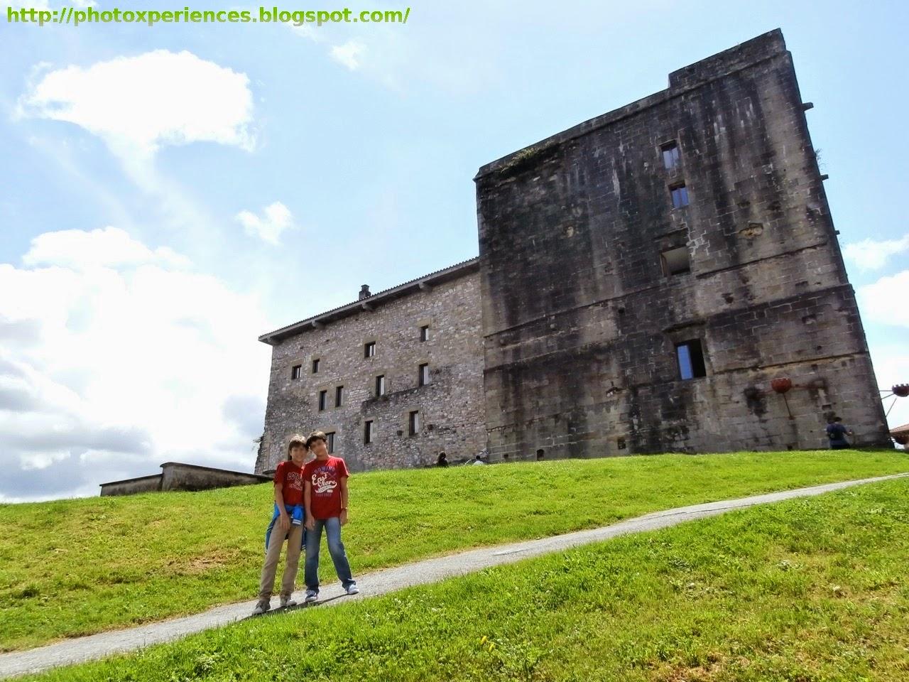 Castillo del Emperador Carlos V