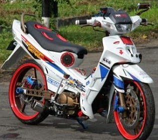 100+ Modifikasi Motor Vega ZR 2013