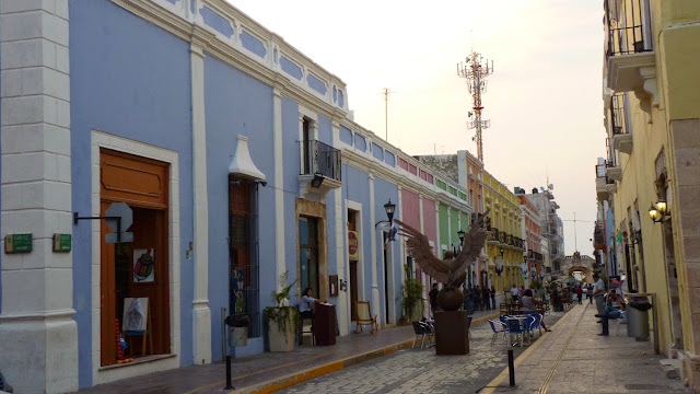 Calle 59, Campeche